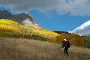 Photographing Colorado's fall colors