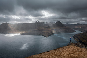 Photographing in the Faroe Islands